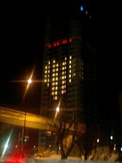ANAホテルにて
